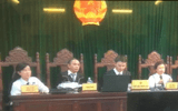 """Thẩm phán xử đại án Oceanbank: Phiên tòa công khai nên không có """"vùng cấm"""""""