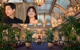 Tiết lộ địa điểm chụp ảnh cưới đẹp như mơ của Song Joong Ki và Song Hye Kyo