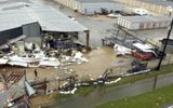 Sau siêu bão Harvey đổ bộ, Mỹ đề xuất tăng thuế bất động sản để tái thiết Houston