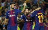 Messi tỏa sáng với cú đúp, Barca đè bẹp Juventus