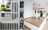 Bất ngờ với thiết kế thông minh, ấn tượng của căn nhà chỉ 18m² ở Sài Gòn
