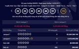 Kết quả xổ số điện toán Vietlott ngày 14/9: Hơn 52 tỷ đồng vẫn vô duyên với người chơi