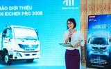 Công ty Huỳnh Thy giới thiệu dòng xe Eicher Pro 3008- Tổng trọng tải 8,5 tấn