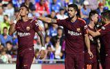 Paulinho tỏa sáng, Barca giữ vững ngôi đầu