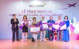 Khách hàng may mắn trúng giải thưởng nửa tỷ từ BAC A BANK
