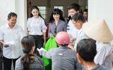 Miss Earth Việt Nam Hà Thu và Hoa hậu Hằng Nguyễn chung tay làm từ thiện