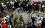 Nhà sinh viên Việt thuê bị sập hoàn toàn trong vụ động đất Mexico