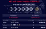 Vé trúng giải Jackpot gần 6 tỷ đồng được phát hành TP. Hồ Chí Minh