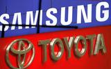 Samsung vượt Toyota lần đầu trở thành thương hiệu số một châu Á