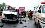 Tin tức mới nhất vụ tai nạn giao thông ở Tây Ninh, 6 người tử vong