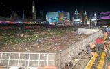 Bức hình 'ám ảnh kinh hoàng' trong vụ xả súng đẫm máu ở Las Vegas