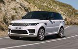 Giá xe Range Rover Sport đời 2018 khoảng 1,84 tỷ đồng
