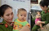Vụ bé trai bị bỏ rơi được nữ thiếu úy cho bú: Xuất hiện người đàn ông xưng bố đến xin
