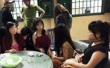 Giải cứu nhiều thiếu nữ bị bán vào quán cà phê trá hình
