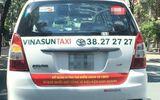 Sở Giao thông Vận tải yêu cầu Vinasun chấm dứt việc dán băng rôn phản đối Grab, Uber