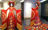 Hé lộ trang phục dân tộc của Huyền My tại Miss Grand International 2017