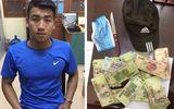 Bắt thanh niên cầm dao xông vào ngân hàng cướp 200 triệu đồng