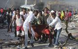 Hiện trường vụ đánh bom đẫm máu khiến 276 người thiệt mạng ở Somalia