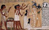 Bề tôi trung thành của các vị thần Ai Cập cổ đại