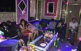 """Bắt quả tang bảy """"dân chơi"""" đang phê ma túy trong quán karaoke"""