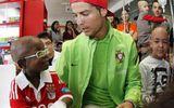 Ronaldo chi toàn bộ viện phí cho 370 nạn nhân trong vụ cháy rừng ở quê nhà