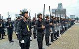 Màn võ thuật mãn nhãn của cảnh sát cơ động bảo vệ APEC