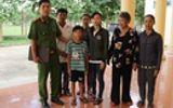 Giải cứu bé trai 9 tuổi bị người tình của bà nội bắt cóc