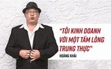 """Những phát ngôn """"gây bão"""" của ông chủ Khải Silk trước khi khăn lụa """"made in China"""" vỡ lở"""