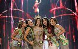 Nhan sắc tươi tắn của Hoa hậu Hòa bình Thế giới 2017 người Peru