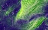 Áp thấp nhiệt đới đang hình thành trên Biển Đông