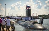 """Mỹ hạ tàu ngầm siêu tốc, tàng hình bậc nhất để """"dằn mặt"""" Triều Tiên"""