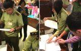 Công an Hà Nội chưa nhận được hồ sơ vụ Khaisilk bán lụa Trung Quốc
