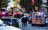 Khủng bố đẫm máu nhất New York kể từ vụ 11/9: Nhân chứng tưởng dàn dựng Halloween