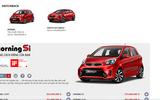 Bảng giá xe KIA mới nhất tháng 11 tại Việt Nam