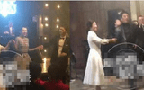 Cô dâu Song Hye Kyo chuếnh choáng vì rượu, khiêu vũ tưng bừng bên chú rể Song Joong Ki