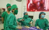 Cứu sống thành công thai phụ chửa ngoài tử cung bị vỡ