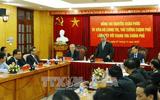 Thủ tướng Nguyễn Xuân Phúc giao nhiệm vụ cho tân Tổng Thanh tra Chính phủ