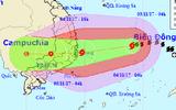 Chuyên gia khí tượng nhận định về kịch bản xảy ra với bão số 12