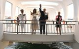 Trước chuyến công du châu Á, Tổng thống Trump đặt vòng hoa tưởng niệm tại Trân Châu Cảng