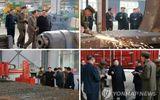 Ông Kim Jong-un muốn phát triển ô tô Triều Tiên ngang tầm thế giới