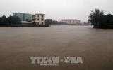 Quảng Nam: Nhiều tuyến giao thông bị chia cắt vì lũ lụt