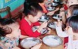 Xác minh thông tin bữa trưa của trẻ mầm non chỉ có bún trắng chan nước