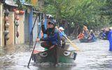 Cảnh báo mưa lũ lịch sử ở nhiều tỉnh miền Trung