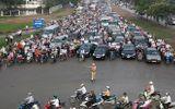 Hà Nội phân luồng giao thông phục vụ APEC 2017