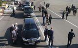 Chùm ảnh siêu xe chống đạn bảo vệ Tổng thống Nga Vladimir Putin