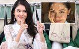 Thùy Dung bất ngờ bị thuỷ đậu trước thềm chung kết Miss International 2017