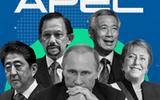 5 nhà lãnh đạo lần thứ 2 tham dự Apec tại Việt Nam sau 11 năm