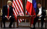 Tổng thống Donald Trump: Quan hệ Mỹ - Philippines thật tuyệt vời