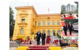 Tổng thống Mỹ cảm ơn Chủ tịch nước Trần Đại Quang trên Twitter
