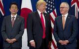 """""""Tứ giác Kim cương"""" họp bàn, Trung Quốc ngay lập tức phản ứng"""